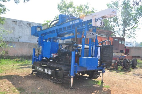 High Quality Blast Hole Drill Rig With Out Compressor