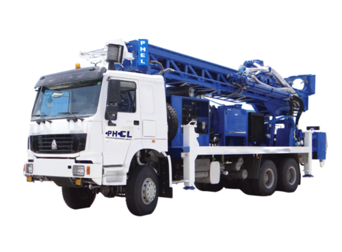 PDR-600 Hydraulic Water Well Drilling Rig