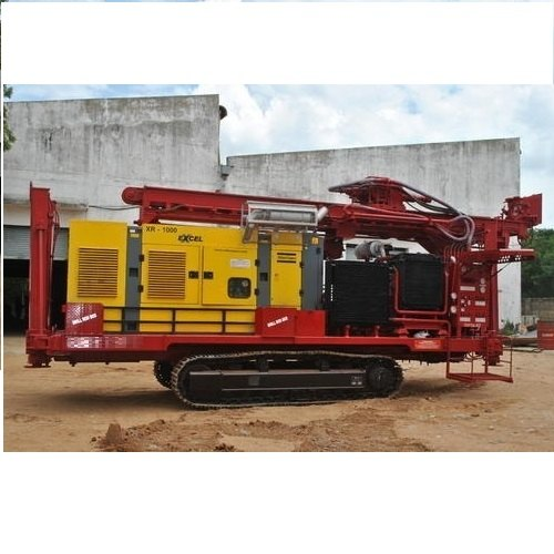 PDTHR-200 Crawler Mounted Water Well Drilling Rig
