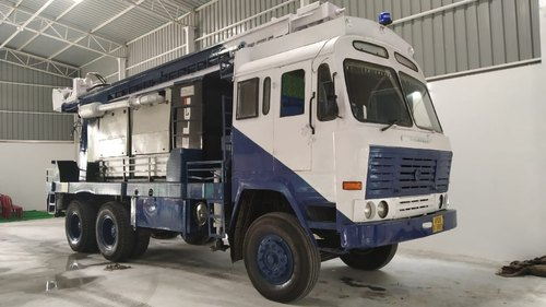 Refurbished Truck Mounted Drilling Rig
