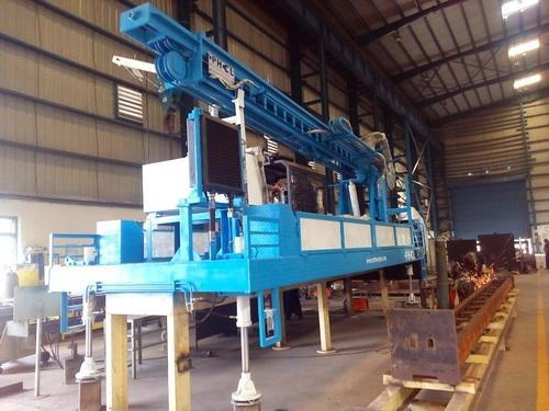 PDTHR-500 Skid Mounted DTH Cum Rotary Drilling Rig