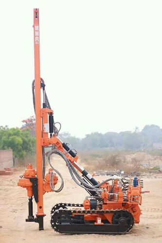 Super Blast Hole Water Well Drilling Rig