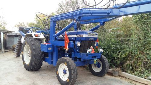 Tractor Mounted Pole Hole Drilling Machine(Only Mounting)