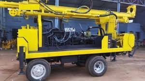 PCDR-100 Trolley Mounted Mining Drilling Rig