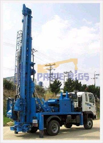 PDTHR-1000 Truck Mounted DTH Cum Rotary Water Well Drilling Rig