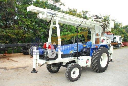 Soil Investigation for SPT Drilling Rig