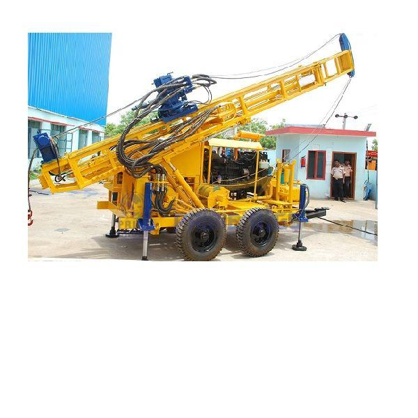 PCDR-100 Trolley Mounted Geotechnical Drilling Rig