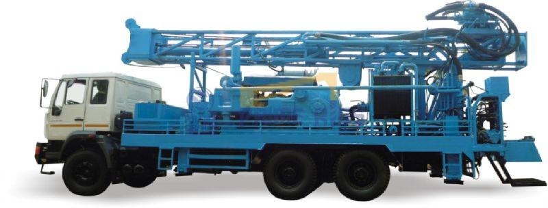PDR-300 Truck Mounted Rotary Drilling Rig