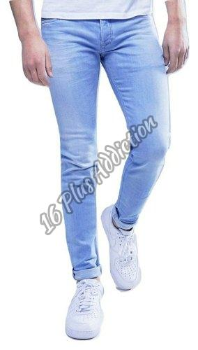 Mens Stretchable Jeans