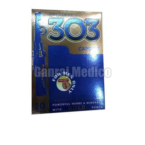 303 Gold Power Capsules
