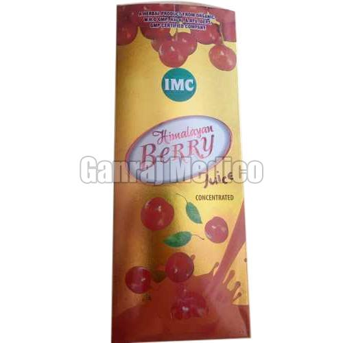 Himalayan Berry Juice