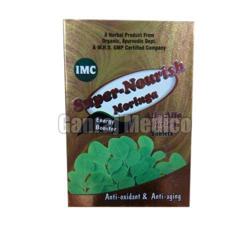 Super Nourish Moringa Tablets