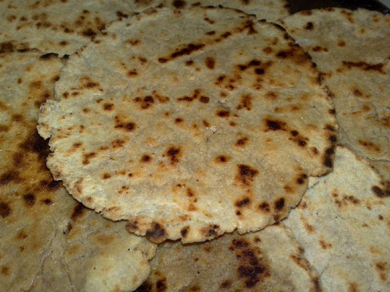 Ready to Eat Wheat Bhakri