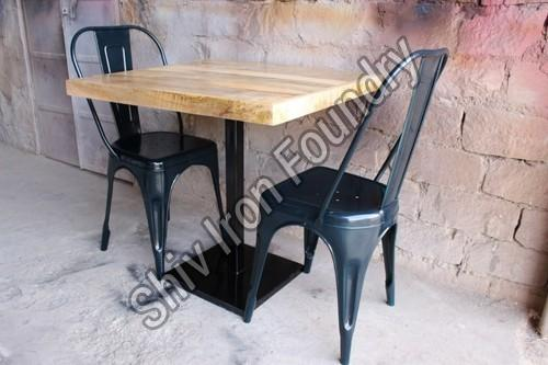 Cafe Table and Chair Set
