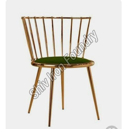 Designer Iron Chair