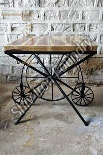 Vintage Cafe Table
