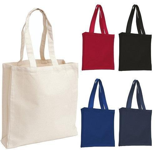 Cotton Canvas Tote Bags