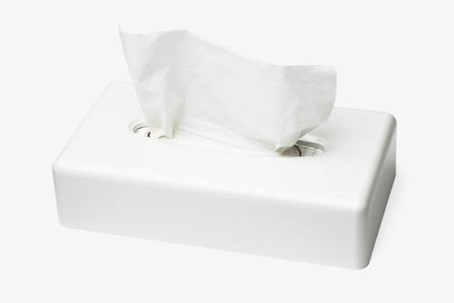 Facial Tissue Dispenser