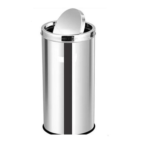 Stainless Steel Swing Bin