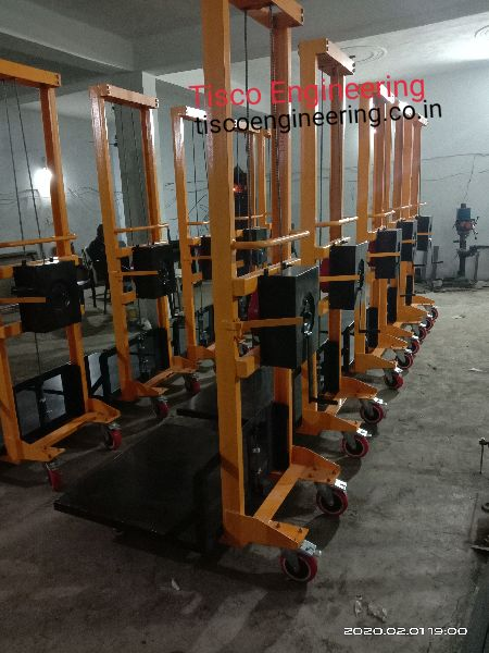 33kv  Breaker Lifting Trolley , ACB Handling trolley