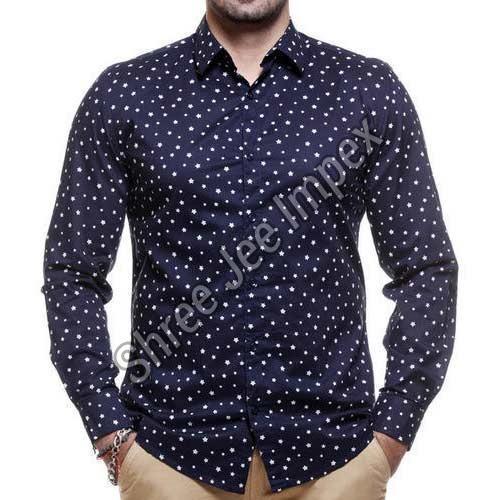 Mens Printed Shirt