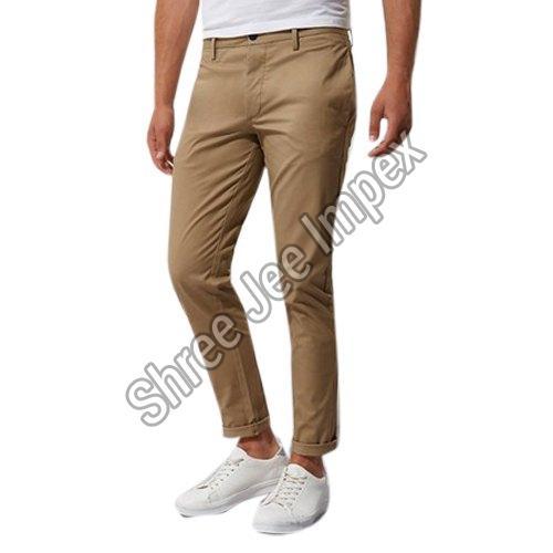 Mens Regular Fit Trouser