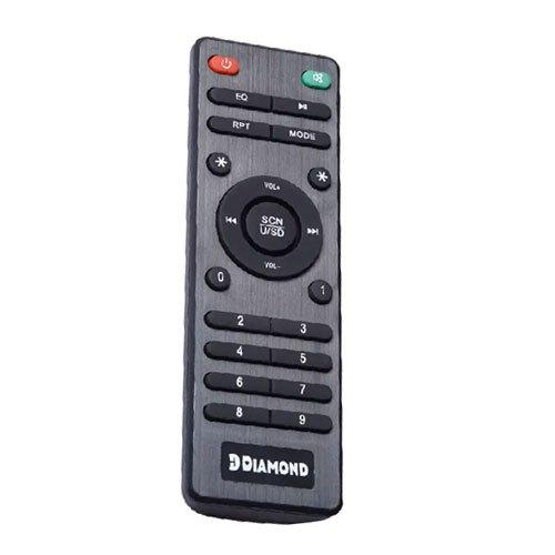 Multimedia Speaker Remote