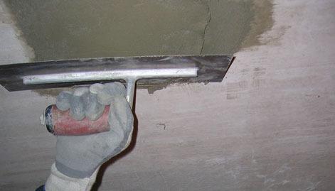 Plugging Mortar