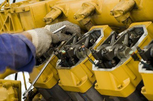 Industrial Machine Repair & Maintenance Services