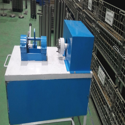 Submersible Pump Suction Fitting Machine