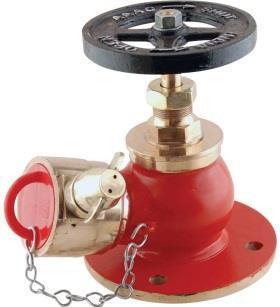 Gunmetal Fire Hydrant Valve
