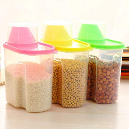 Pulses Storage Container