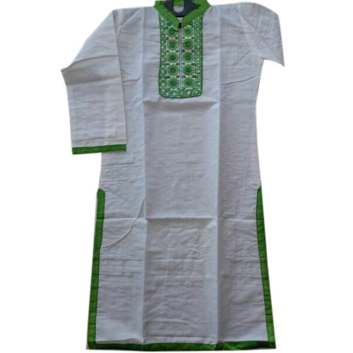 Full Sleeve Cotton Kurti