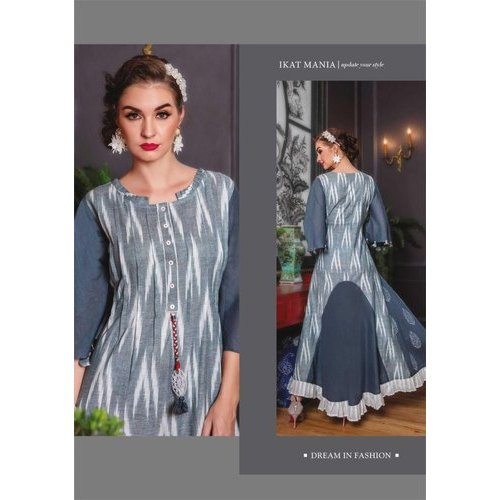 Grace 005 Ladies Stylish Anarkali Kurti