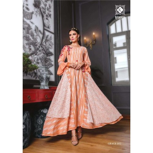 Grace 007 Fashionable Anarkali Kurti