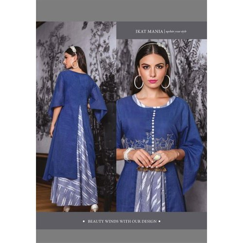 Grace 008 Fancy Anarkali Kurti
