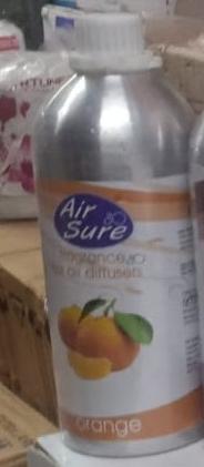 Orange Air Diffuser