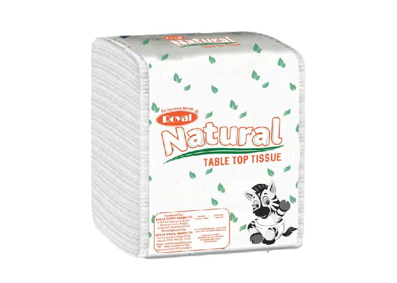 Table Top Tissue Paper