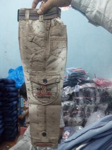 Boys Printed Jeans