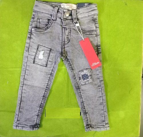 Boys Rugged Denim Jeans