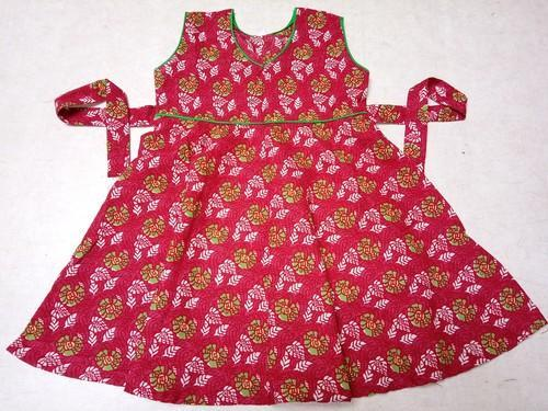 Cotton Baby Girls Frock