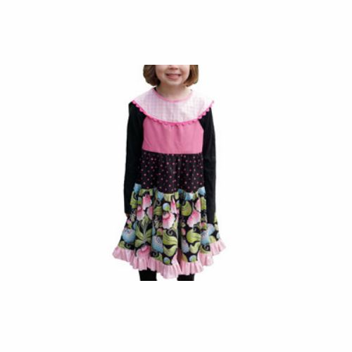 Cotton Girls Party Wear Frock