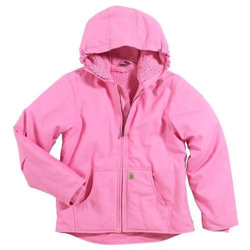Full Sleeves Baby Girl Jacket