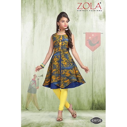 Girls Casual Salwar Suit