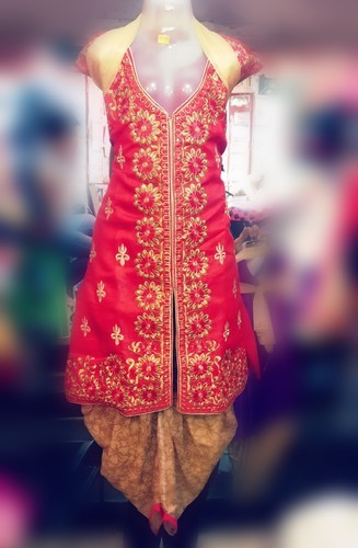 Girls Patiala Suit