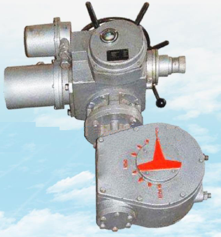 CHS Series Motorized Actuator