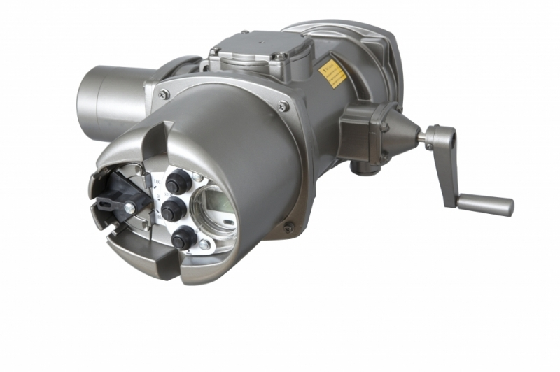 HCN Series Motorized Actuator