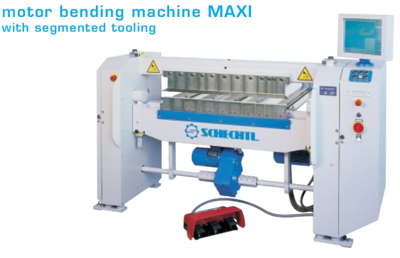 Motorised Bending Machine