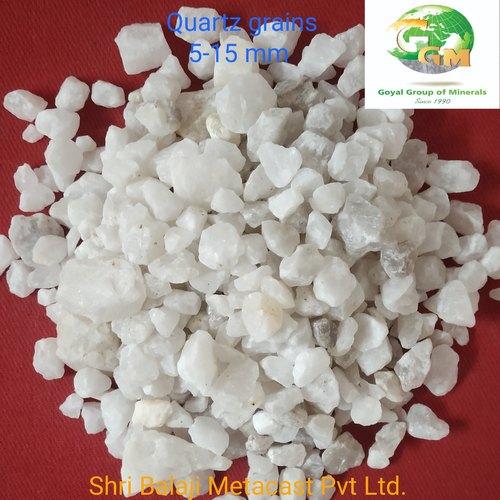 10 mm Large Size Quartz Grains