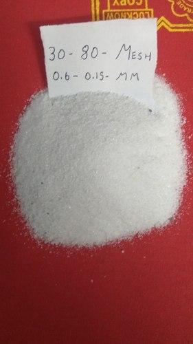 30 - 80 Mesh Quartz Grains